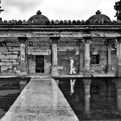 Old and abandoned... (mehtasunil) Tags: travel old architecture decay mosque heritagecity heritage ahmedabad gujarat leicalens leicaq leicaimages leicacamera leicaforum leicaindia