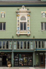 alameda-078.jpg (Yvonne Rathbone) Tags: d5500 nikkor nikon alameda architectural building fretwork green masonictemple ornate storefront window hww technical 1855mmf3556gvr