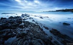 Rapa Nui, Chile (Graham Gilmore | PHOTOGRAPHY) Tags: hanga roa easter island chile isla de pascua rapa nui rocks shoreline ocean south pacific moai ahu tahai long exposure clouds