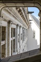Chteau de Blois (Laurent Dodin) Tags: blois faade monument gargouille loiretcher