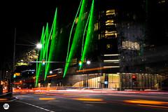UTS Building 11 (arnimangoes) Tags: longexposure nightphotography night lights nikon university sydney nightshots uni alumni uts lighttrail universityoftechnologysydney d7100