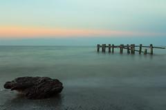 Forgotten Pier (Nicoli OZ Mathews) Tags: fiftypointconservationarea hamilton pier oldpier driftwood landscape