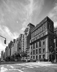 Park Avenue (27) at 37th Street (shooting all the buildings in Manhattan) Tags: newyorkcity newyork parkavenue 2016 architecture july manhattan ny nyc us