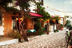 Stalis  Kreta (Mitrish) Tags: kreta griechenland greece stalis promenade strand restaurand abend evening crete lightning lampion urig gemtlich entspannt