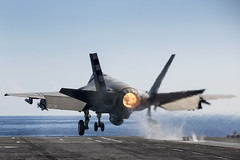 F-35C Development Test III (Lockheed Martin) Tags: f35 f35c f35lightningii itf ussgeorgewashington