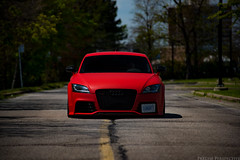 NIck-4 (ignantt) Tags: audi tt rs ttrs low lowered airlift airsuspension vossen vossens wheels stance stanced