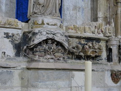 Le retable de la chapelle de Bethlem, Narbonne (kakov) Tags: narbonne narbona languedocroselln siglo xiii xiv century 13th 14th gtico gothic