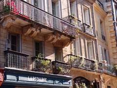 Balcons Rue Sainte-Colombe (jpdpicture) Tags: architecture bordeaux balcons