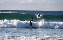 Surfing [Nikon F5 Film] (Aviator195) Tags: kodak kodakfilm kodakektar kodakektar100 ektar ektar100 ektarfilm film filmphotography filmisnotdead filmphotos filmscan filmphoto nikon nikonfilm nikonf5 f5 epson epsonperfectionv550 epsonv550 v550 highquality highqualityfilmscan surf surfing surfers wave waves ocean beach manly manlybeach queenscliff queenscliffbeach northernbeaches australia surfboard surflife surfculture