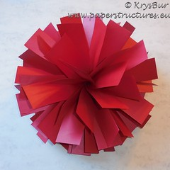 k16026a (Origami Spirals) Tags: origami paper curler twirl twirligami