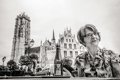 Granny (RudyMareelPhotography) Tags: belgium eastflanders flickr mechelen flanders granny flickrclickx