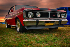 1971 XY Ford Falcon GT (SydneyLens) Tags: ford hdr gt hdrphotography automotive australia menangle sydney fordfalcon carshow xy menanglepark newsouthwales au fathersday