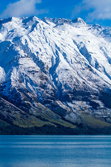 Lake to Peak (Lathkill96) Tags: lakewakatipu mountains snow scenery landscape snowcovered snowcoveredmountains