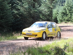 Grampian Stages Rally 2016 (RS Pictures) Tags: grampian coltel stages rally 2016 scottish championship src motorsport ss2 durris stage forest forestry road track peugeot 306 auto