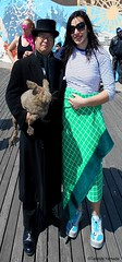 Dr. Takeshi Yamada and Seara (Coney Island Sea Rabbit) visited the Coney Island Polar Bear Club at the Coney Island Beach in Brooklyn, New York on April 3 (Sun), 2016. mermaid. merman. 20160403Sun DSCN4894=-2025pC1 (searabbits23) Tags: searabbit seara  taxidermy roguetaxidermy mart strange cryptozoology uma ufo esp curiosities oddities globalwarming climategate dragon mermaid unicorn art artist alchemy entertainer performer famous sexy playboy bikini fashion vogue goth gothic vampire steampunk barrackobama billclinton billgates sideshow freakshow star king pop god angel celebrity genius amc immortalized tv immortalizer japanese asian mardigras tophat google yahoo bing aol cnn coneyisland brooklyn newyork leonardodavinci damienhirst jeffkoons takashimurakami vangogh pablopicasso salvadordali waltdisney donaldtrump hillaryclinton polarbearclub