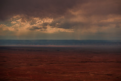 In the hushing dusk (R*Wozniak) Tags: desert clouds light dust storm nikond750 arizona haboob