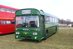 Green Line RP class Reliance. (steve vallance coach and bus) Tags: jpa190k aecreliance parkroyal londoncountry greenline southeastbusfestival detling