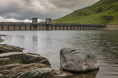 Lawers Dam (alanmackenzie2) Tags: loch lochan na lairige lawers dam ben scotland hydro killin