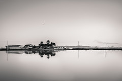 Salinas de San Pedro del Pinatar (matiashv) Tags: seascape blancoynegro blackwhite blackandwhite bw highkey landscape sea sky longexposure murcia spain