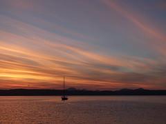 (Ira H.) Tags: knoydart scotland sunset sea