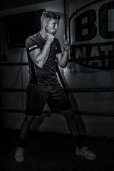 THE BOXER... (kirby126) Tags: danny carr canon6d canonef24105mmf4lisusm ibox boxnation