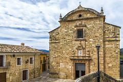 Montesa 03 (Nando Verd) Tags: viaje valencia landscape pueblo iglesia ciudad paisaje alicante cielo castillo roca pequeo elda orden petrer montesa