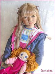 Annalisa (MiriamBJDolls) Tags: doll annettehimstedt sommerkinder