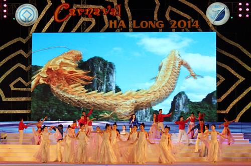 Carnaval Hạ Long 2014