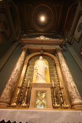 Sacred Heart altar