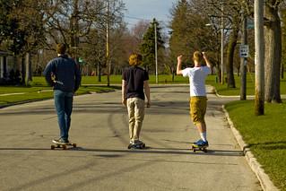 The Three Skateboarders_MG_8047