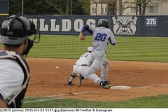 2015-04-24 1147 College Baseball - Creighton Bluejays @ Butler University Bulldogs (Badger 23 / jezevec) Tags: game college sports photo athletics university image baseball università picture player colegio bluejays athlete spor universiteit esporte bulldogs collegiate universidade faculdade 1100 atletismo basebal honkbal kolehiyo hochschule béisbol laro butleruniversity atletiek kolej collège athlétisme leichtathletik olahraga atletica urheilu creightonuniversity yleisurheilu atletika collegio besbol atletik sporter friidrett спорт bejsbol kollegio beisbols palakasan bejzbol спорты sportovní kolledž pesapall beisbuols hornabóltur bejzbal beisbolas beysbol atletyka lúthchleasaíocht atlētika riadha kollec bezbòl 20150424