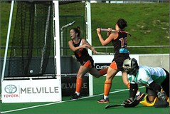 MTL LADIES UWA VS VPXHC_ (42) (Chris J. Bartle) Tags: park 3 hockey club university stadium australia victoria womens perth western toyota wa vic uni xavier may2 uwa melville 2015 league1 vpxhc
