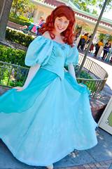 Ariel (Magical Memories by Maddy) Tags: ariel disneyprincess disneylandariel disneyfacecharacters