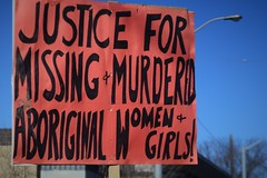 International Women's Day Rally and March 2015 (Vegan Butterfly) Tags: city girls people signs march justice women missing day edmonton native rally oppression womens demonstration international rights alberta even feminism aboriginal activism injustice feminist murdered activist sexism misogyny