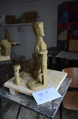 """lucrari sculptura olimpiada  2015-27 • <a style=""""font-size:0.8em;"""" href=""""http://www.flickr.com/photos/130044747@N07/17241435182/"""" target=""""_blank"""">View on Flickr</a>"""