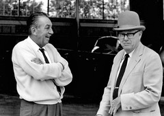 Walt and Donald Gilmore