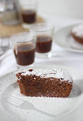 tortacioccolato (stgio) Tags: food coffee cake chocolate caffè torta dolci fetta