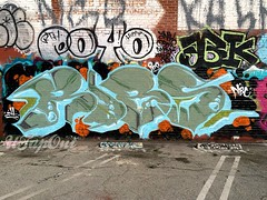 RIBS (UTap0ut) Tags: california art cali graffiti la los pain angeles socal cal graff poyo utapout