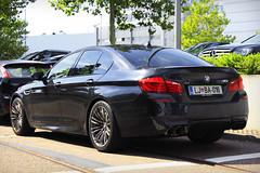 M5 (Cassio and Leo Magalhaes) Tags: black germany europe stuttgart f10 preto bmw m5 alemanha worldcars