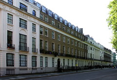 London - Mecklenburgh Square from NW 2015-05-20 (sps1955) Tags: building london architecture terrace holborn townhouses gradeiistarlisted josephkay automatedtaggingmayfollow