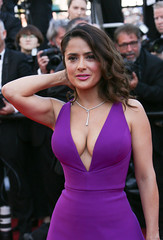 Salma Hayek (fande.lady) Tags: celebrity mature actress celeb salma hayek
