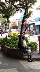 beleza do tempo (luyunes) Tags: gente mulher beleza velhice cenaderua motomaxx luciayunes
