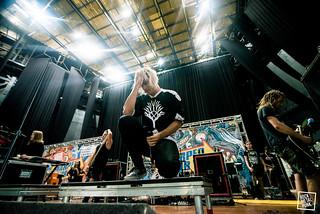 16.07.16 - I See Stars - Vans Warped Tour Columbia // Shot by Jake Lahah