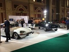 Citroen DS Super immaculate & Very Clean (mangopulp2008) Tags: citroen ds super ally pally classic car show london 2015