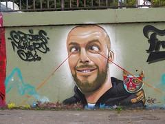 Nantes, Persu by Kors (Zerbi Hancok) Tags: nantes nantesgraffiti nantesstreetart quaidelaloire quai graffiti graff streetart walls