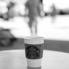 Coffee, Union Square NY (FourteenSixty) Tags: newyork starbucks unionsquare