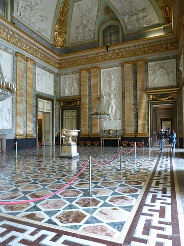 Reggia Caserta - Bourbon royal palace, state rooms (10)