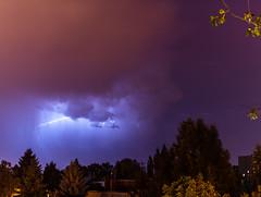 Thunderstorm - Warsaw (Max_Pop) Tags: summer storm nikon warsaw thunderstorm lightening warszawa d800