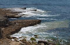 in comes the tide (Johnson Cameraface) Tags: summer holiday june portland coast rocks olympus dorset f28 portlandbill em1 2016 1240mm micro43 mzuiko johnsoncameraface omde1
