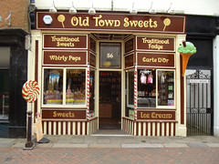 Old Fasioned (kayleigh-dempsey) Tags: shop store icecream lolly sweets architecture